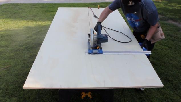 Workbench Build 01