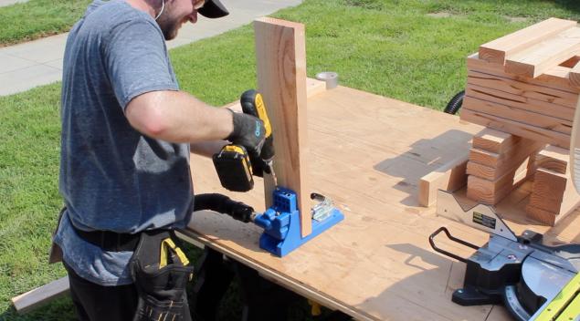 Workbench Build 03